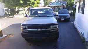 2001 Chevy 1500 flarebox single cab 4x4