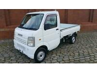 SUZUKI CARRY TRUCK TIPPER 660CC 5 SPEED MANUAL PICKUP * FRESH IMPORT *