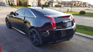 2011 Cadillac CTS CTS V Coupe (2 door)