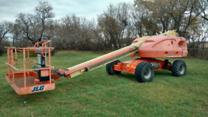 **REDUCED** Man Lifts - Genie S60 and JLG 400S
