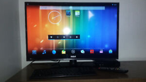 """29"""" RCA TV W/ Android box! Reduced price!"""