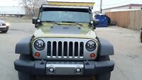 2010 Jeep Wrangler sahara 4 door