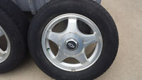 Rims Off A 2006 Chevrolet Impala For Sale