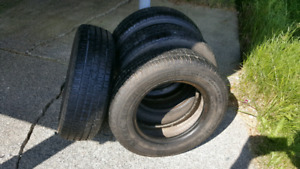 4 All Seaonal Tires