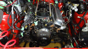1991 Camaro Z28 chevy engine short block rotating assembly 305