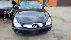2008 Mercedes Benz CLS550 - set of 4 Rims with Tires