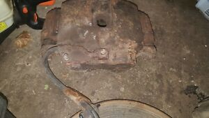 front calipers brake pads and rotors London Ontario image 4