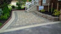 INTERLOCKING & LANDSCAPING CONTRACTOR - GREAT PRICE & QUALITY!