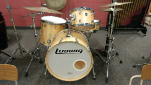 Ludwig Maple Shell Pack
