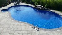 Pool construction company looking for Labourers.