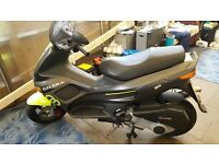 Beautiful Gilera 180 vxr 4t (2)