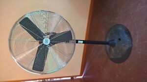 shop oscillating fan