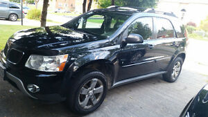 2009 Pontiac Torrent Podium edition Fully loaded Heated leather