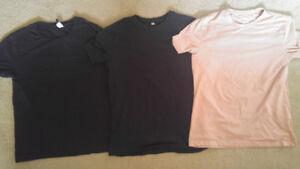 Three Men's H&M Tshirts Medium