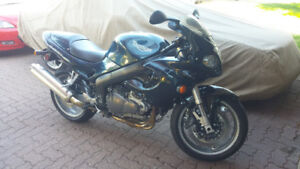 2000 Triumph Sprint RS