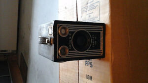 Antique Brownie target  camera