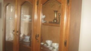 I have 2 china cabinets ...need space, you choose for me...lol!!