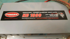 TUNDRA HD POWER DIGITAL 1800 WATT POWER INVERTER 1800W
