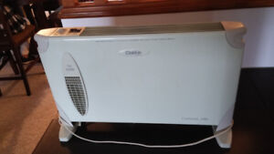 1500w Clairion radiant heater.  Convector 1500.model HC 1500.
