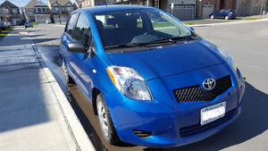 2007 Toyota Yaris Hatchback In Excellent Condition