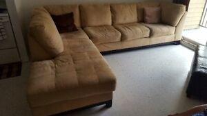 divan sectionnel a vendre
