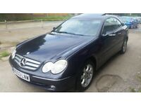 Mercedes clk new MOT