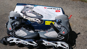 Airwalk Roller blades