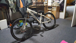 2008 Kona dirt jumper