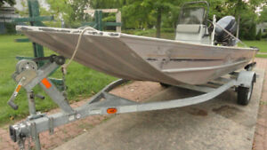 G3 Jon Boat for sale DLX 1652