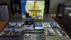 3 month old ps4 bundle