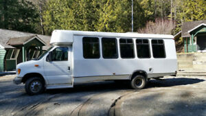 20 Passenger Bus For Sale