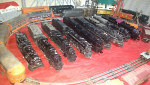 Looking for some Lionel train parts