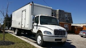 2007 Freightliner M2 G License 26' Straight Truck 2 Available!