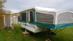 Tent Camper