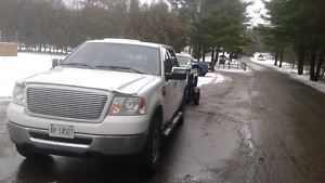 2006 f150 king cab with the chrome package 4x4.