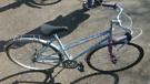 """Raliegh Ladies women's Single speed 28"""" wheel Hybrid bike bicycle"""