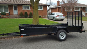 2019 6x12 and 5x10 Landscaper Trailers-Commercial Quality