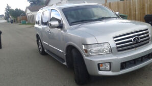 2010 Infiniti QX56 7-pass FULLY LOADED