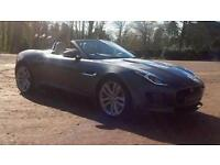2017 Jaguar F-TYPE 3.0 Supercharged V6 S 2dr High Automatic Petrol Convertible