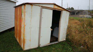 FREE UTILITY SHED (SOLD)