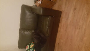 Couch and chair 200 obo