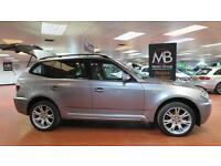 2008 BMW X3 2.0d M SPORT Step Auto Full Leather Heated Seats Diesel