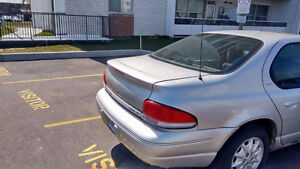2000 Chrysler Cirrus $1200 or best offer