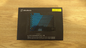 AVerMedia Live Gamer HD 2 PCIe Capture Card *NEW PRICE July18*