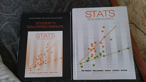 Stats Data and Models Second Edition and Student's Solutions Man
