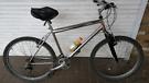 """Chrome 26"""" wheels bike bicycles read"""