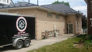 Steel and Aluminum roofing/siding/exterior/interior renovations