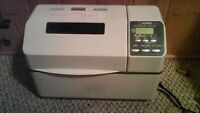 Breadmaker, used 10 times!
