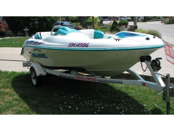 Used 1997 Sea Doo/BRP 5 seater