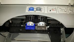 HP Deskjet D1341 printer Cambridge Kitchener Area image 4